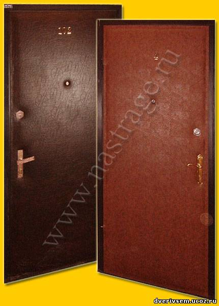 стальные двери на заказ москва климовск